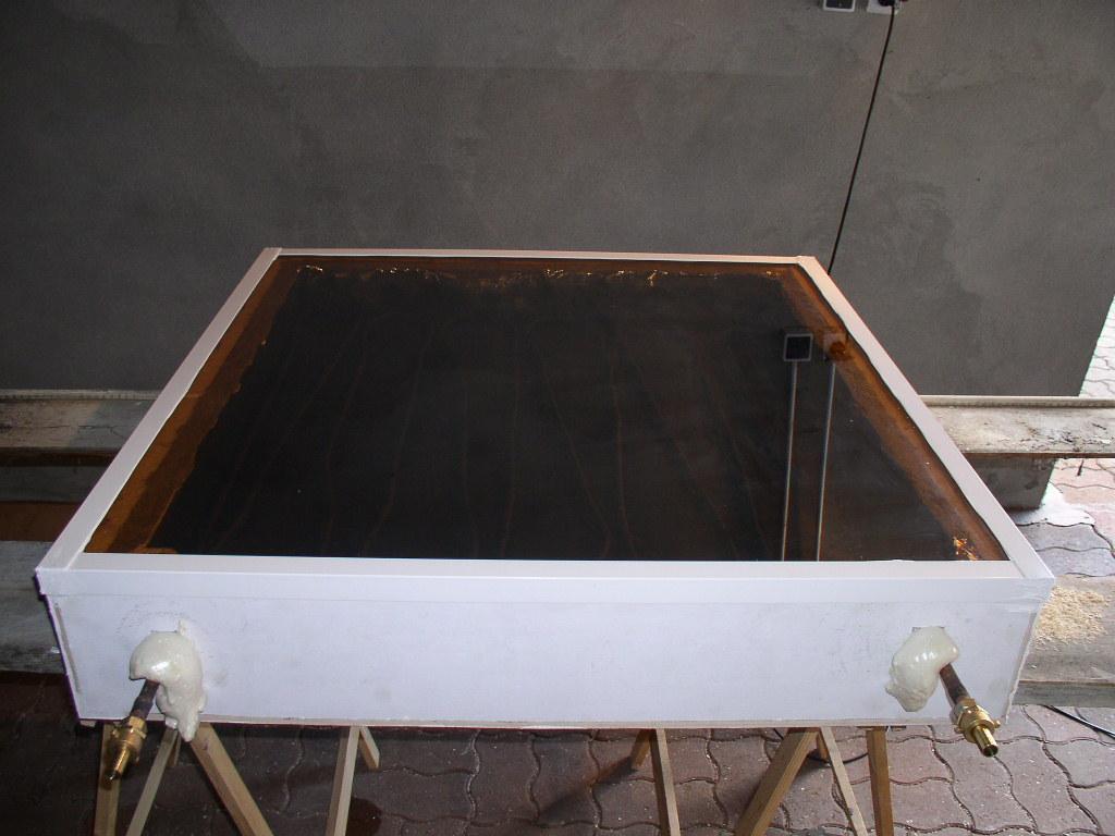 Panneau solaire thermique best panneau solaire thermique en brise soleil with panneau solaire - Fabriquer panneau solaire piscine ...